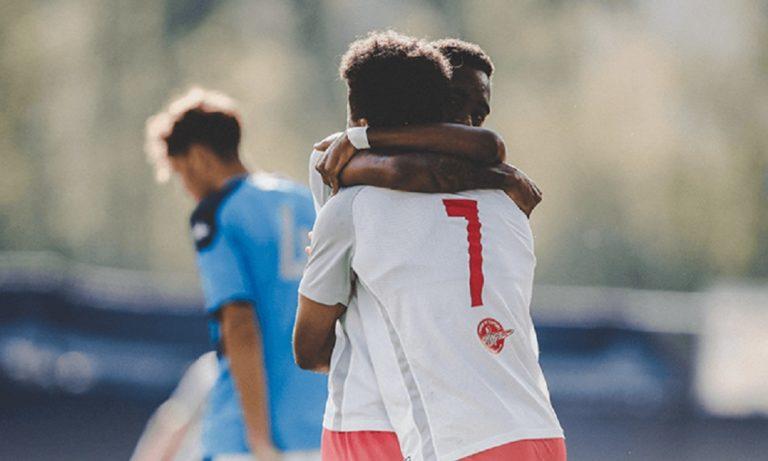 Youth League: Ζάλτσμπουργκ – Νάπολι 7-2!