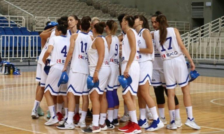Εθνική Γυναικών: Σε ρυθμούς Ευρωμπάσκετ 2021