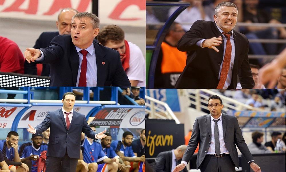προπονητής