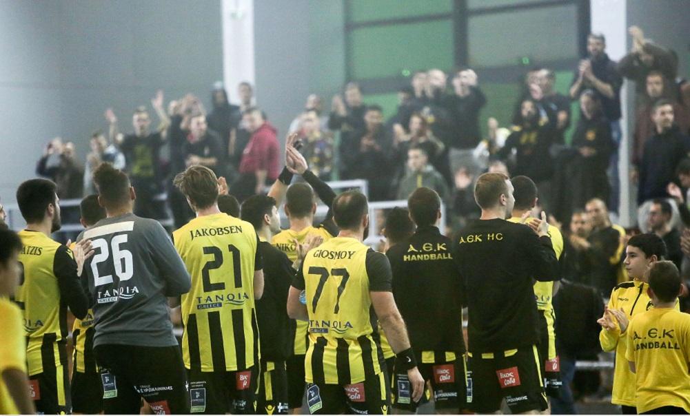 Πανηγυρική πρόκριση για την ΑΕΚ στους «16» του Challenge Cup!