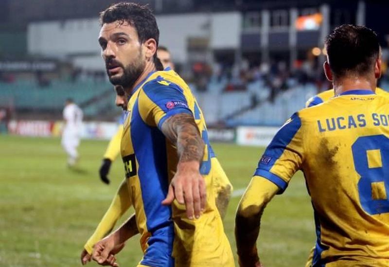 Europa League: Προκρίθηκε ο ΑΠΟΕΛ, νέο χαστούκι η Άρσεναλ (vds) - Sportime.GR