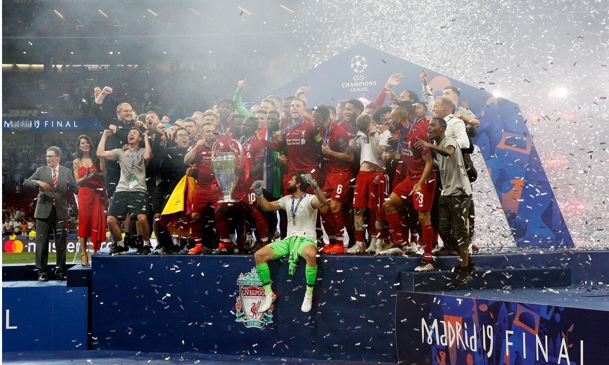 Ο τελικός του Champions League μετακομίζει στις ΗΠΑ!
