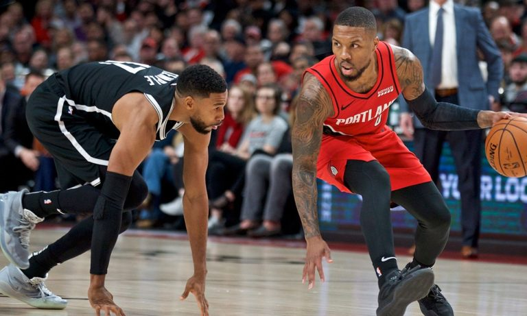NBA: 7η σερί νίκη οι Λέικερς, 60 πόντους ο Λίλαρντ, 52 o Ράσελ! (vids)
