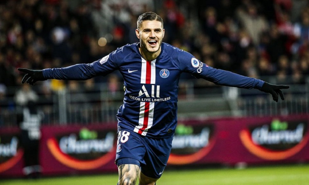 Ligue 1: Με Ικάρντι η Παρί Σεν Ζερμέν (vids) - Sportime.GR