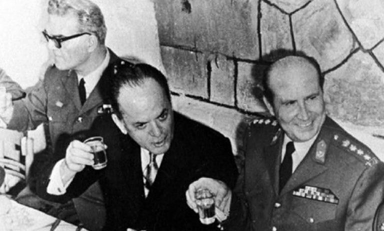 1973 (25/11): Ανατρέπεται η κυβέρνηση Μαρκεζίνη