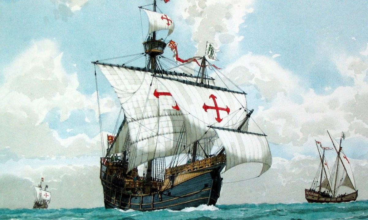 Χριστόφοροι Κολόμβοι με τσάμπα… ξερολίκια