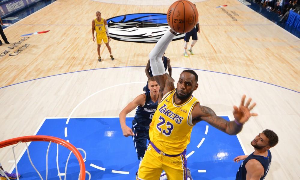 NBA: Ματσάρες και «Βασιλιάς» ΛεΜπρόν! (vids)