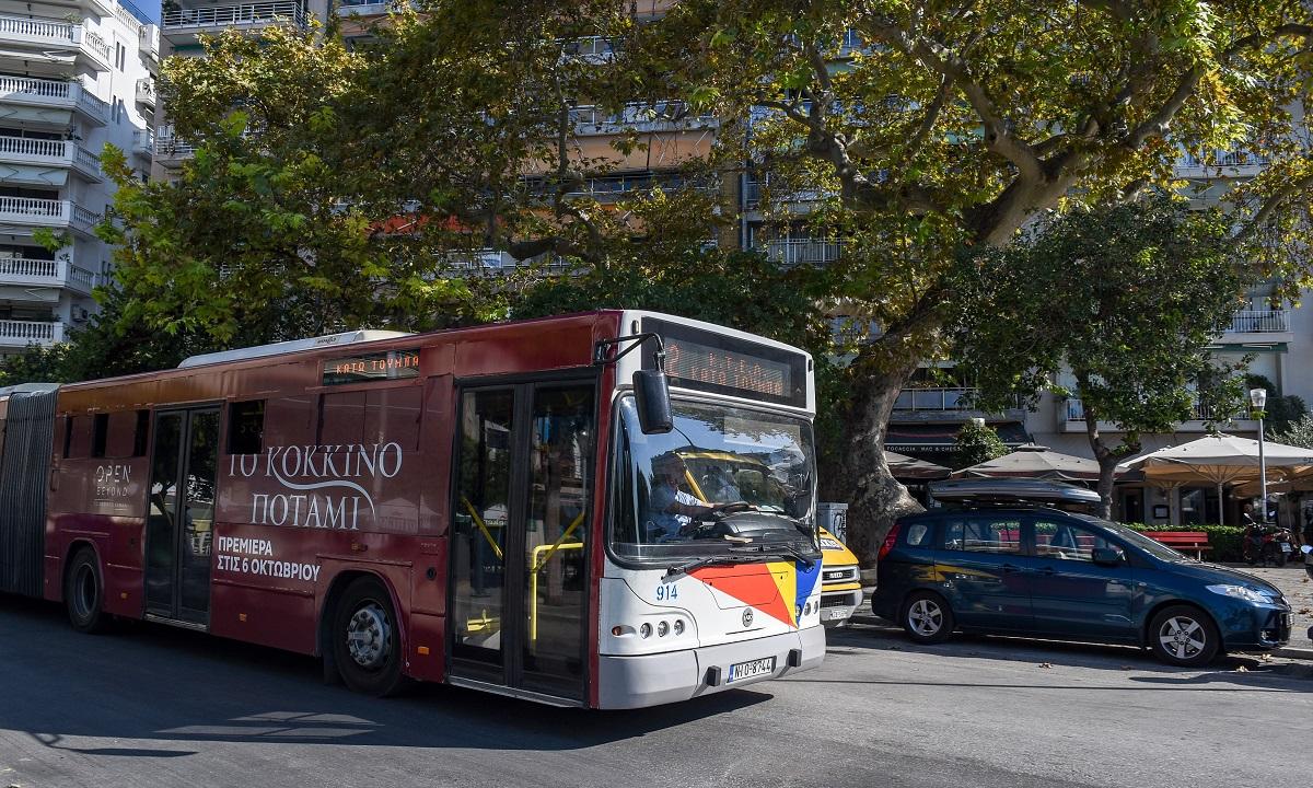 Θεσσαλονίκη: Οδηγός του αστικού παράτησε τους επιβάτες και…. εξαφανίστηκε! (pic)