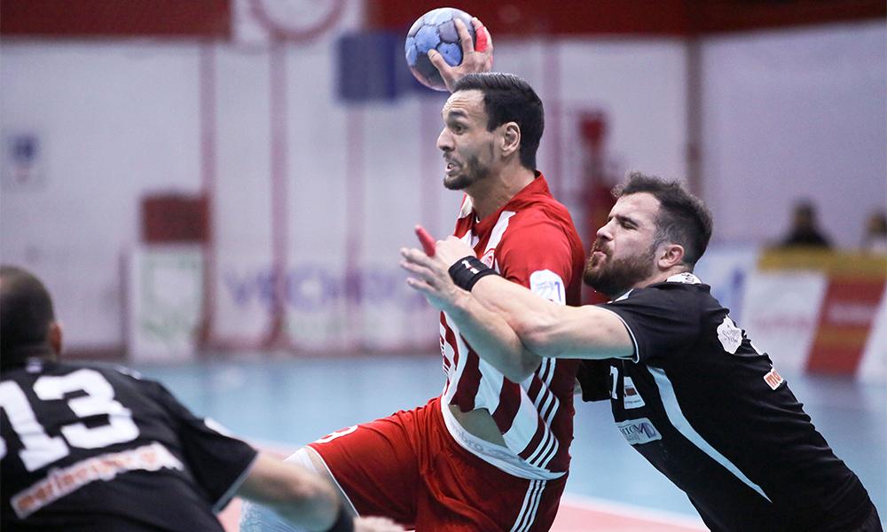 Handball Premier: Ξέφυγε στο τέλος ο Ολυμπιακός