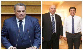 Βασιλιακοπουλος Αυγενάκης Στυλιανίδης