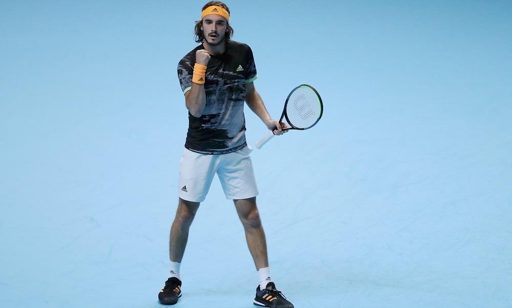 ATP Finals: «Διαστημικός» Τσιτσιπάς, προκρίθηκε στους «4» κι έγραψε ιστορία! (vid)