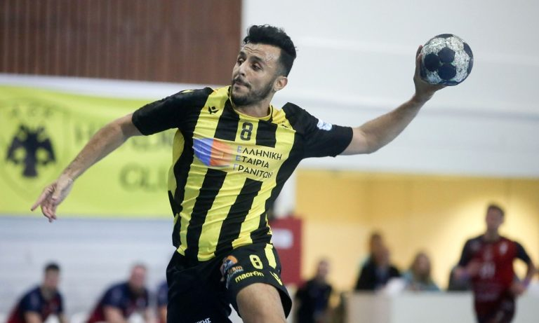 AEK χάντμπολ: Οι πιθανοί αντίπαλοι στους «16»