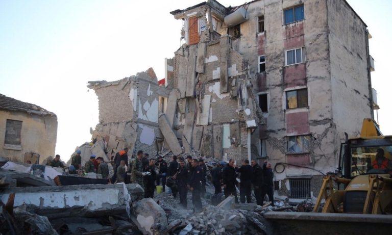 Αλβανία: Νέος σεισμός 4,9 Ρίχτερ