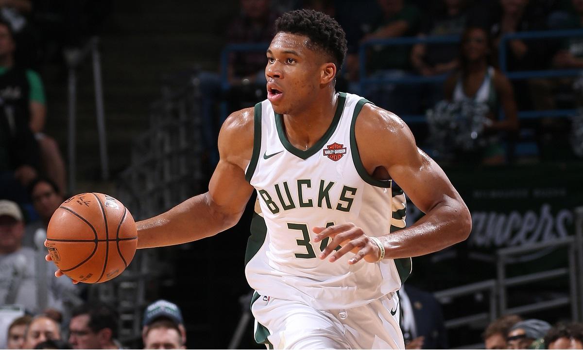 NBA Top-10: Ο Αντετοκούνμπο «πετάει» στην κορυφή (vid)