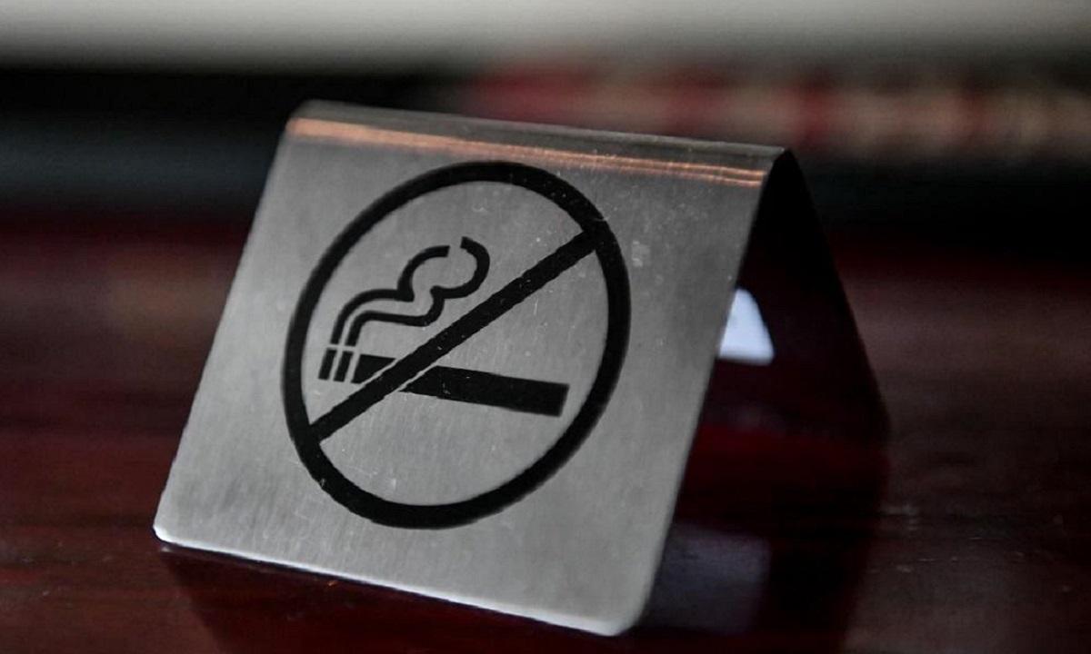 Ρόδος: Επιβλήθηκε το πρώτο πρόστιμο σε καπνιστή