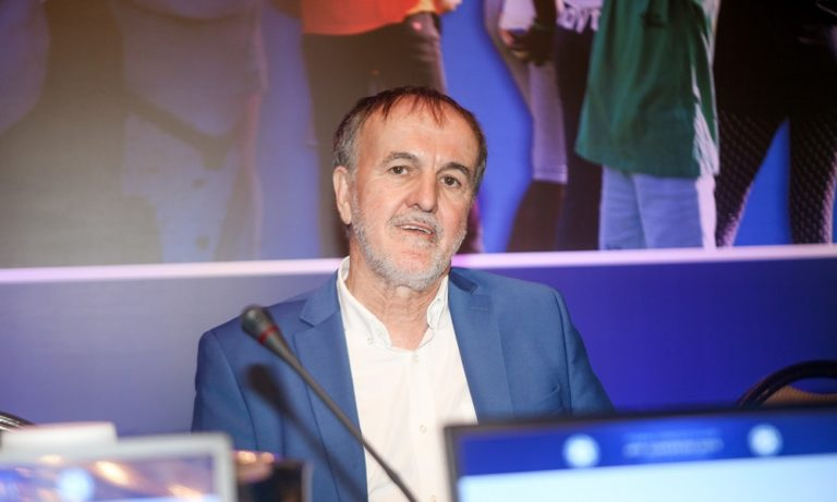 Αντωνίου σε Μπέο: «Φήμες χωρίς υπόβαθρο περί προσωρινής διοίκησης στην ΕΠΟ»