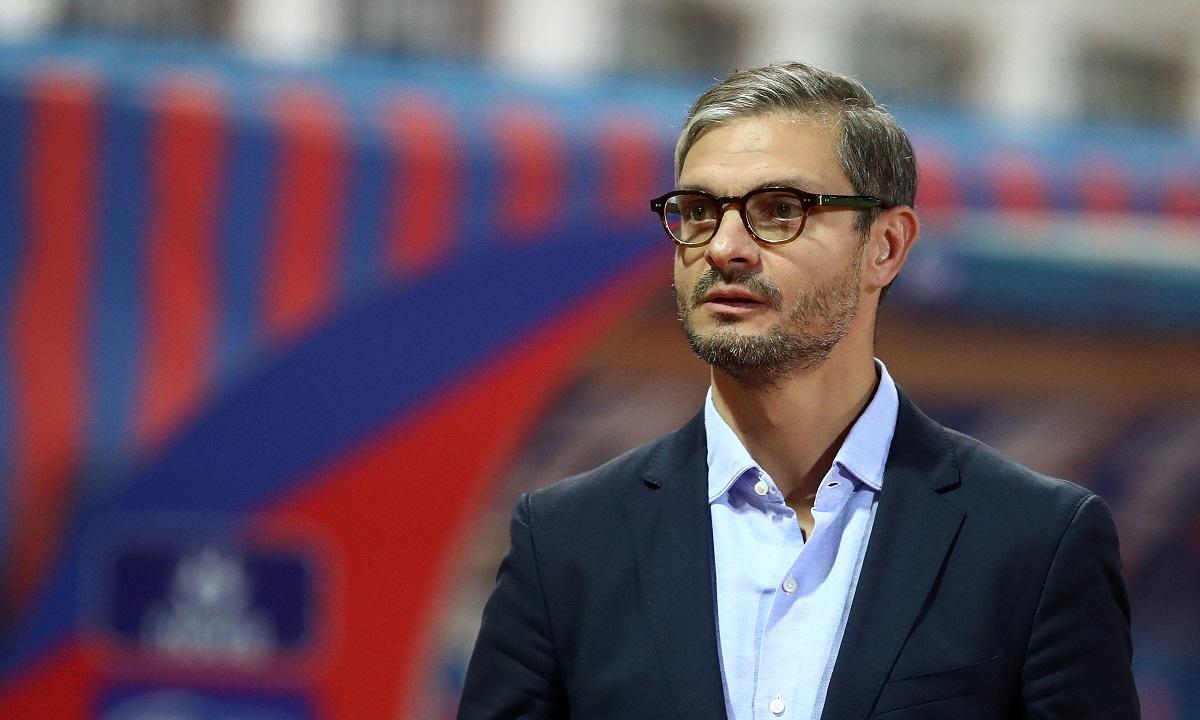 Χαριστέας: Προσκεκλημένος της UEFA στη Νιόν