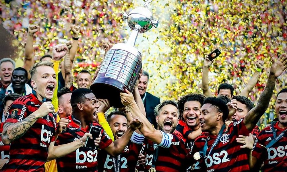 Copa Libertadores: «Τρελάθηκε» ο Νεϊμάρ με την ανατροπή της Φλαμένγκο (vid)