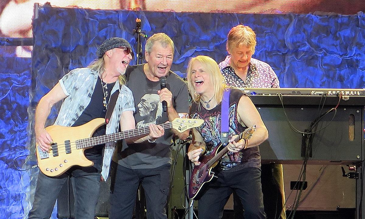 Οι Deep Purple επιστρέφουν στην Ελλάδα, στο Rockwave Festival 2020 (vids)