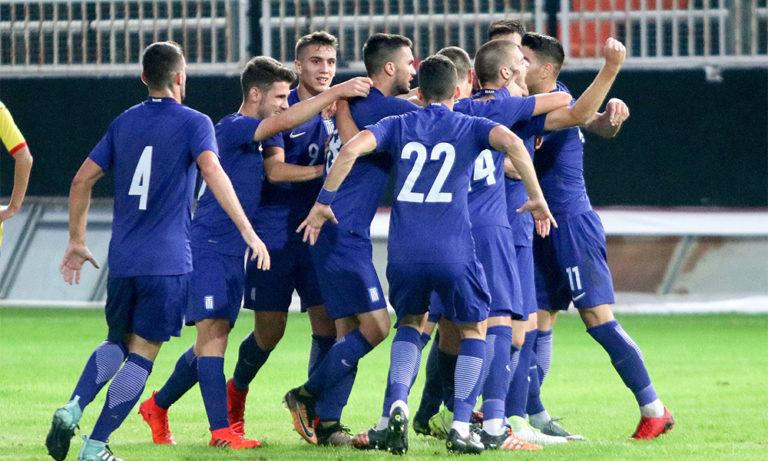 Ελλάδα – Αλβανία Κ19 5-1: Μπήκε αποφασισμένη και η Νέων