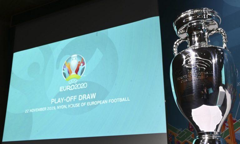 Euro 2020: Τα ζευγάρια των πλέι οφ