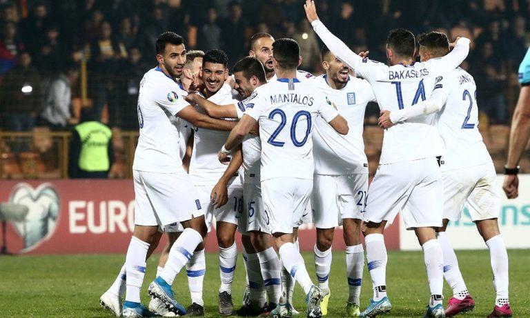 Αρμενία – Ελλάδα 0-1: Εθνική ομορφιά (vids)
