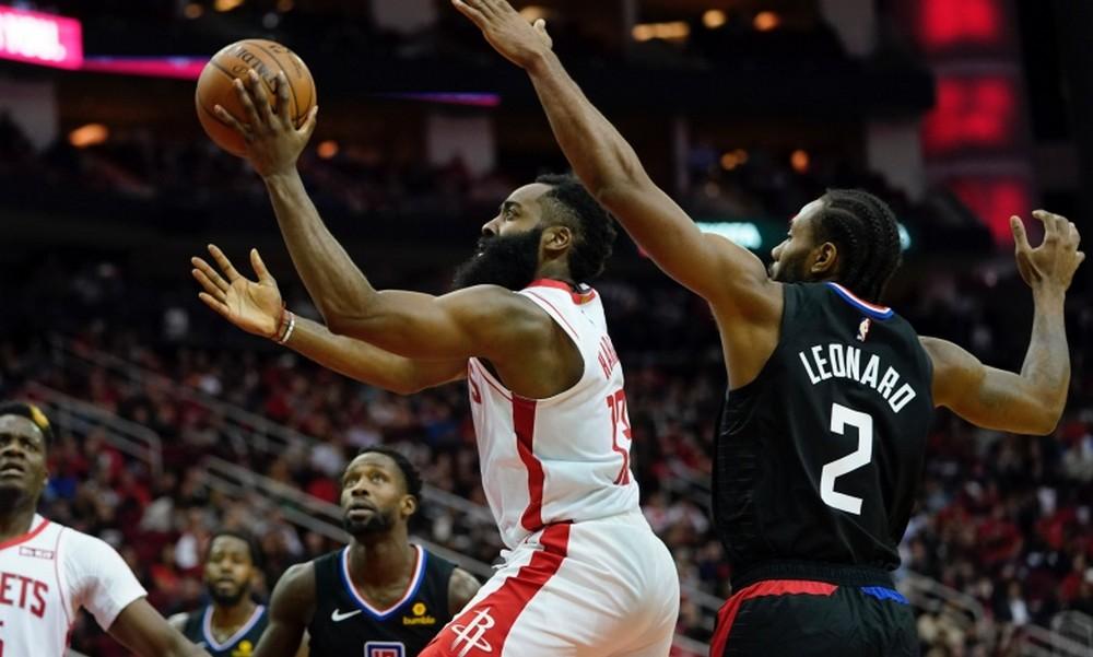 NBA: Τα… γνωστά ο Χάρντεν, λυτρωτής ο Μοράντ (vids) - Sportime.GR