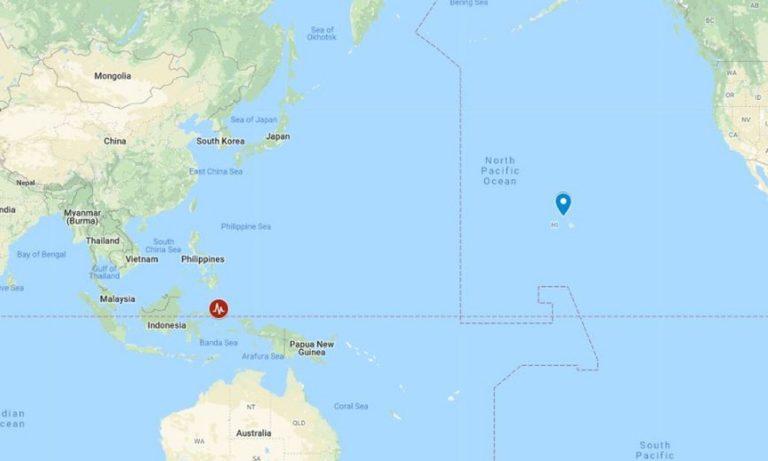 Ινδονησία: Σεισμός 7,1 Ρίχτερ – Προειδοποίηση για τσουνάμι