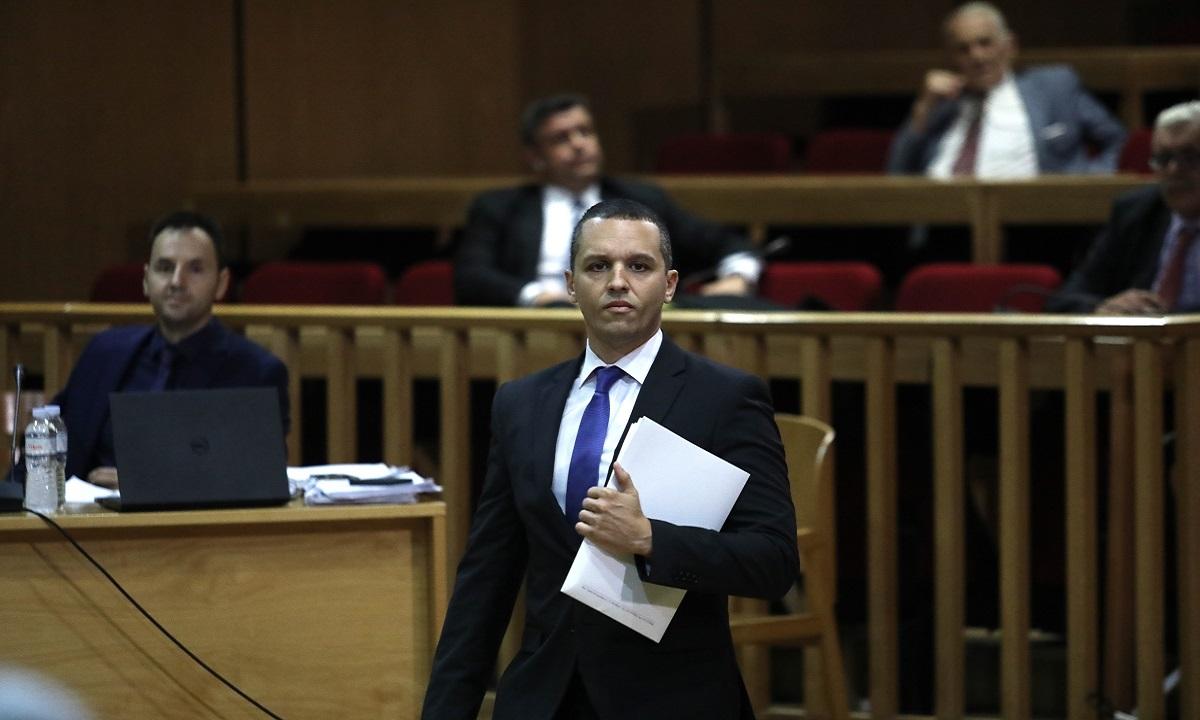 Ηλίας Κασιδιάρης: Ποινή φυλάκισης 4 μηνών με τριετή αναστολή - Sportime.GR