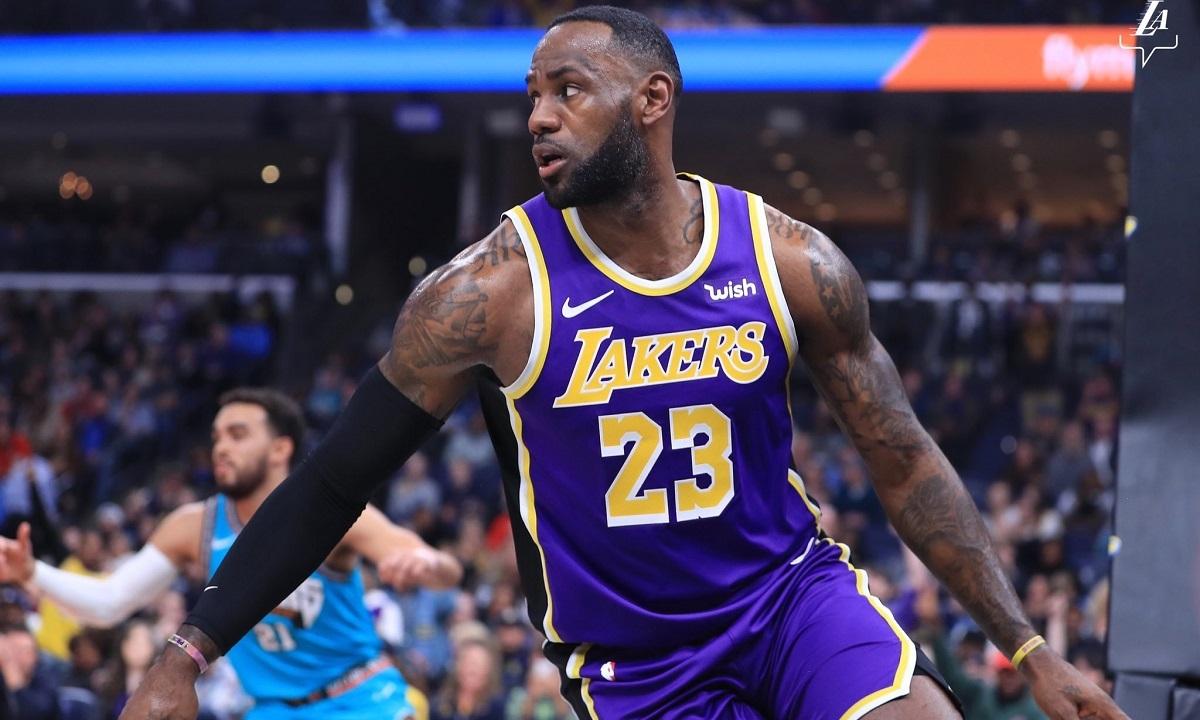 NBA: Συνεχίζουν ακάθεκτοι οι Λέικερς – Νίκη θρίλερ με ΛαΒίν για τους Μπουλς - Sportime.GR