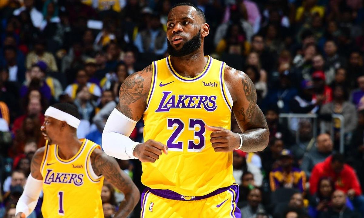 NBA Top-10: Κορυφή για τον… μανιασμένο ΛεΜπρόν (vid)