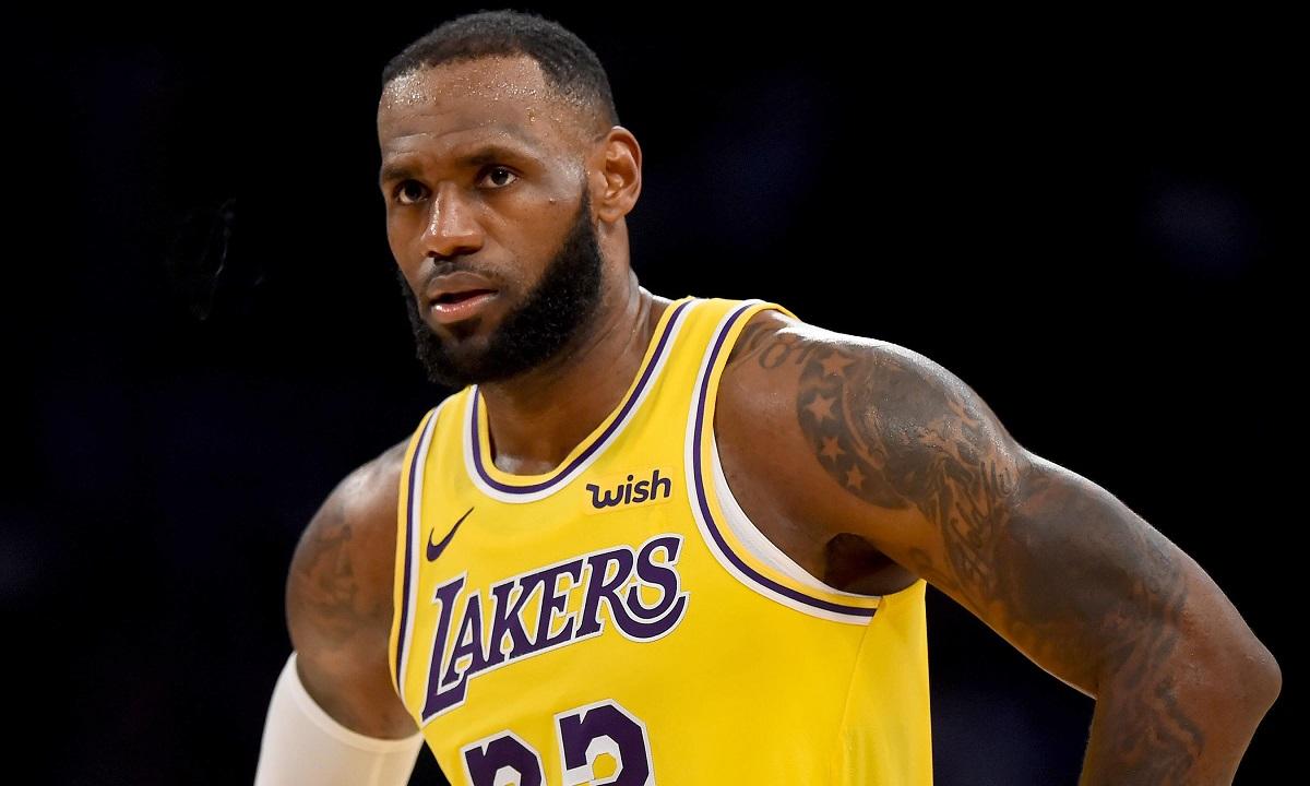 NBA: «Σίφουνας» οι Λέικερς, νίκη για Μπρούκλιν κόντρα σε Σίξερς (vids) - Sportime.GR