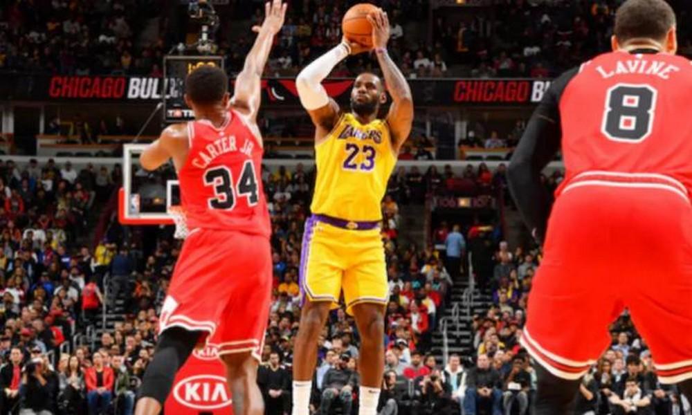 NBA: ΛεΜπρόν και Χέιγουορντ έκαναν… πάρτι (vids)