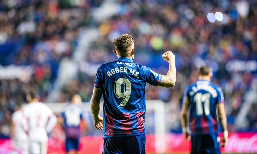 La Liga: Στην 6η θέση η Λεβάντε, λύγισε 2-1 τη Μαγιόρκα