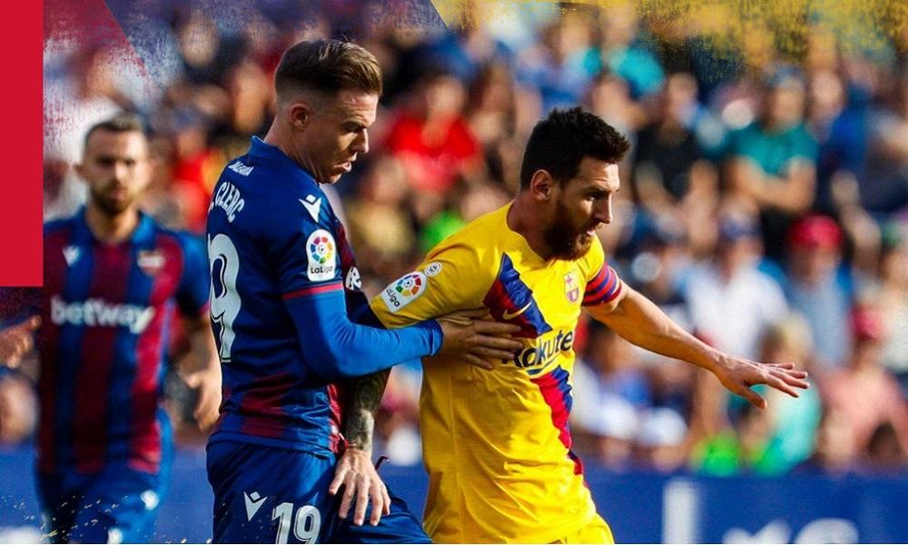 Μπαρτσελόνα: Τρία γκολ σε 8' και οδυνηρή ήττα (vid)