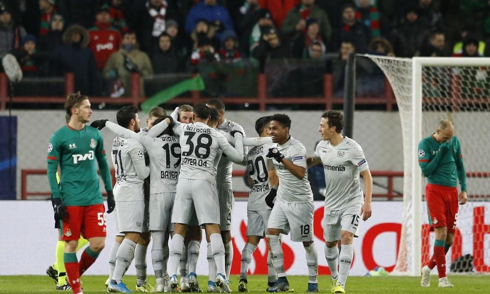 Champions League: Όρθια στην Πόλη η Μπριζ, κλείδωσε τη 3η θέση η Λεβερκούζεν (vid) - Sportime.GR