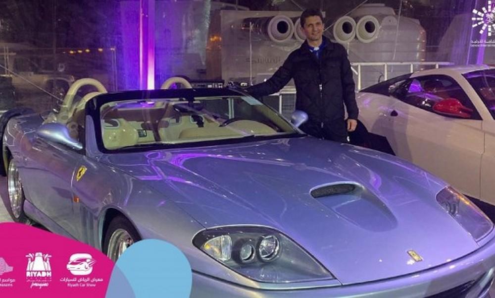 Δώρο αστραφτερές Ferrari σε Λουτσέσκου και παίκτες! (pics) - Sportime.GR