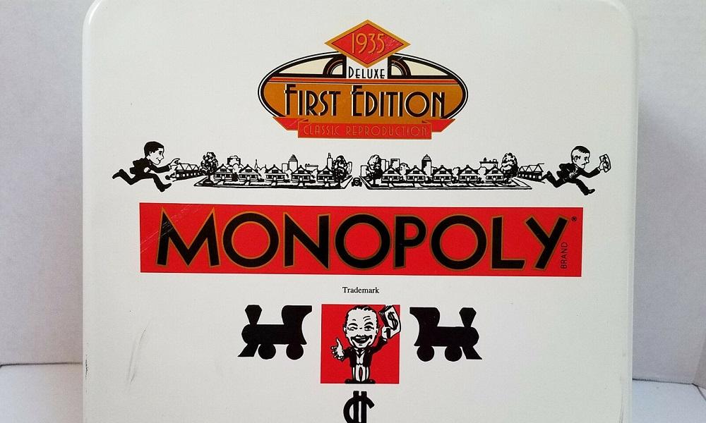1935: Κυκλοφορεί στην αγορά το επιτραπέζιο παιχνίδι «Monopoly» (vids+pics)