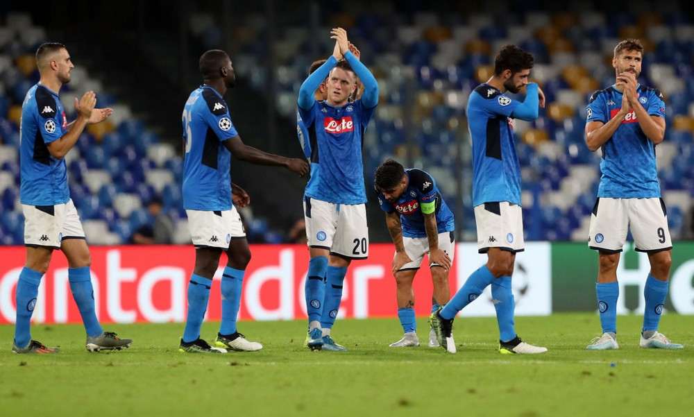 Νάπολι: «Μπάχαλο» η ομάδα- Χωρίστηκε στα δύο!
