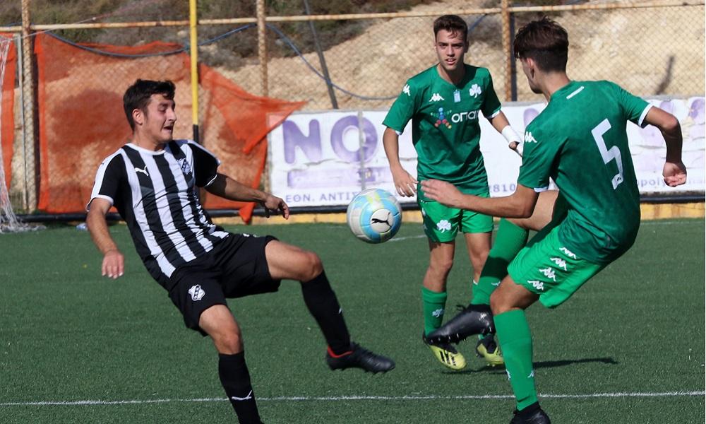 Τρομερό ματς στην Κ17: ΟΦΗ – Παναθηναϊκός 3-3