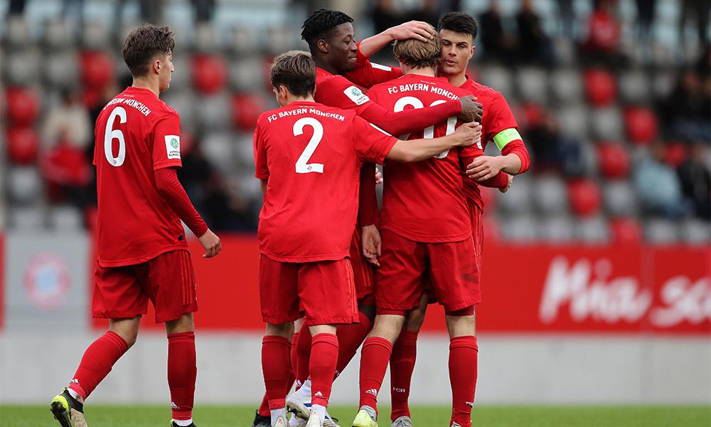 Μπάγερν – Ολυμπιακός Κ19 6-0: Κατέρρευσε μετά την κόκκινη