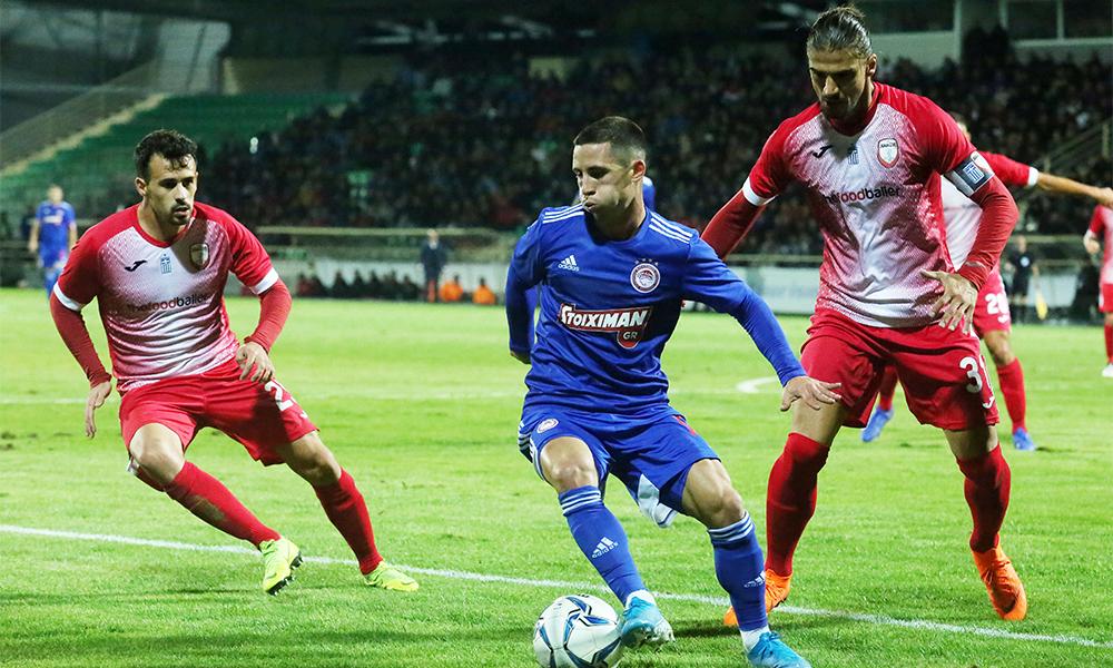 Ξάνθη – Ολυμπιακός 0-0: No goal, no party!