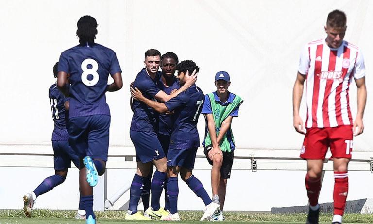 Τότεναμ Κ19 – Ολυμπιακός Κ19 1-0: Ήττα στην Αγγλία