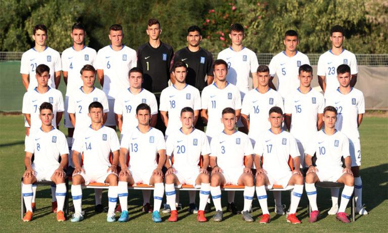 Ελλάδα – Αζερμπαϊτζάν 6-1 Κ17: Δυνατή αρχή