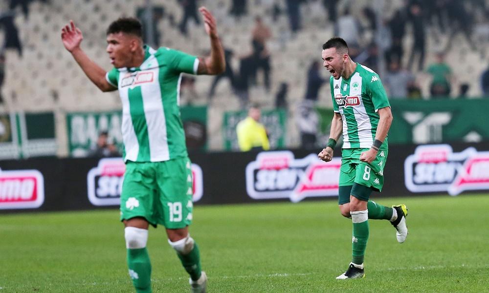 Παναθηναϊκός-ΑΕΚ 3-2: Ποδοσφαιρικό έπος του Παναθηναϊκού!