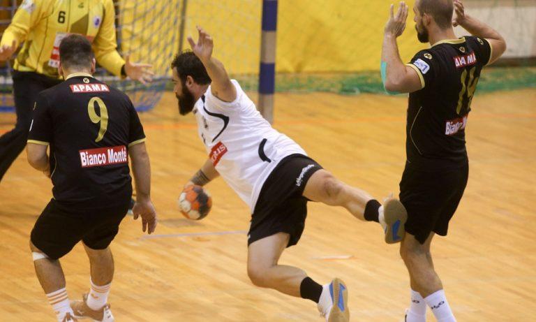Handball Premier: Δύσκολα ο ΠΑΟΚ, πέρασε ο Δούκας