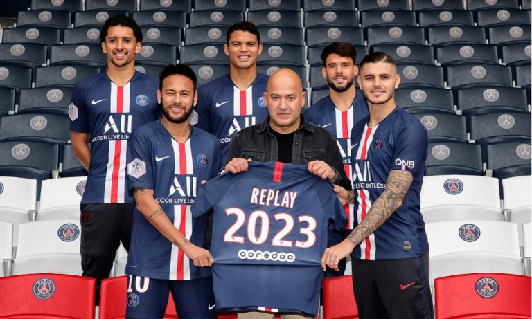 Η Replay επίσημος προμηθευτής Denim της Paris Saint-Germain