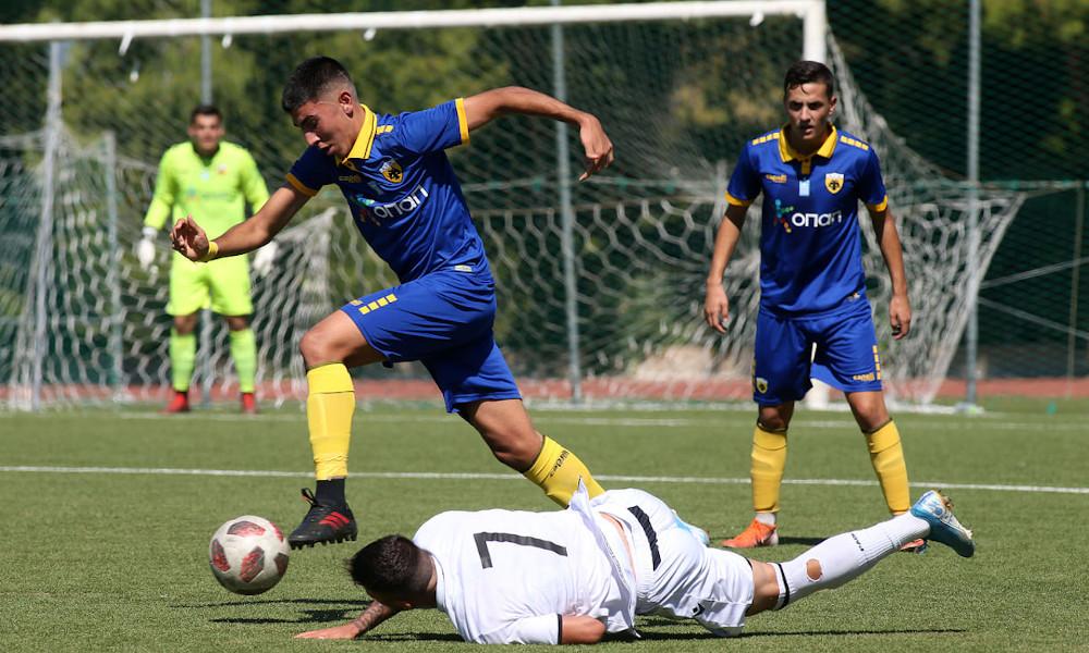 ΑΕΚ: Στην Εθνική U19 ο Ρουκουνάκης