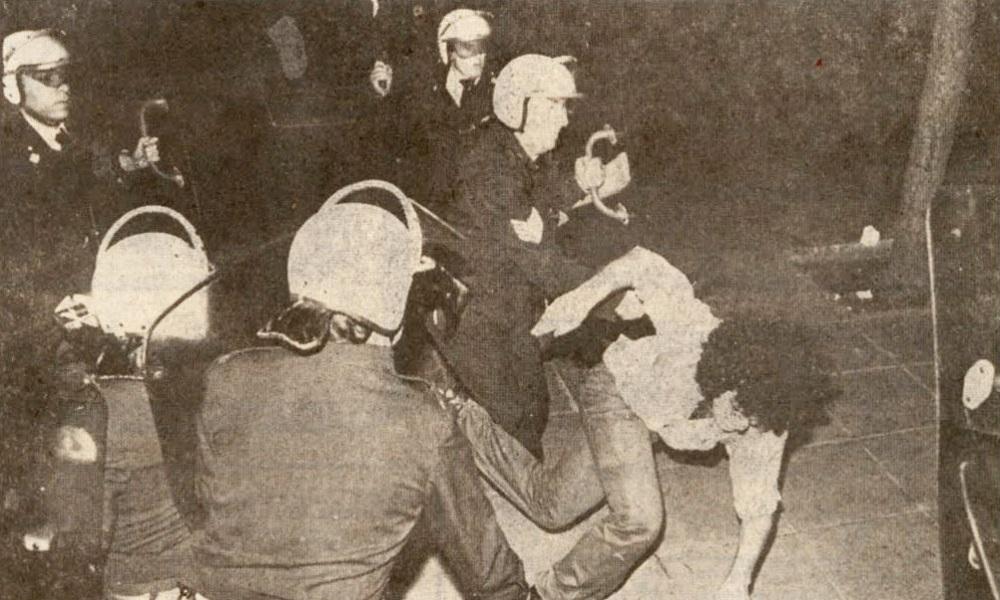 16 Νοεμβρίου: Δολοφονείται ο Ιάκωβος Κούμης και η Ματούλα Κανελλοπούλου