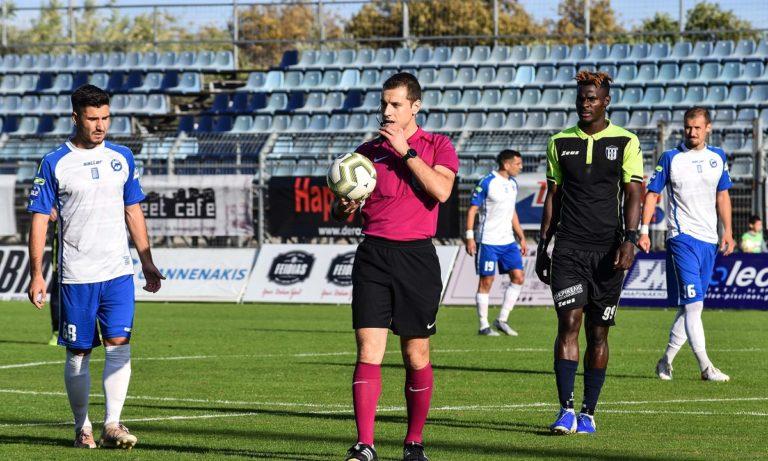 Με ανατροπή ο Απόλλων Λάρισας, 2-1 στο φινάλε τα Χανιά